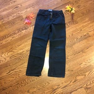 Boys Navy Blue Pants Size Large 10/12 Old Navy